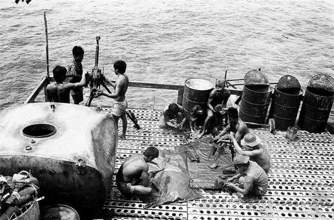 Hải quân Việt Nam giải phóng hàng loạt hòn đảo trong chiến dịch Hồ Chí Minh - Ảnh 12.