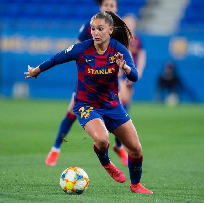 """""""Messi nữ"""" Lieke Martens - Cầu thủ gợi cảm nhất thế giới là ai? - Ảnh 7."""