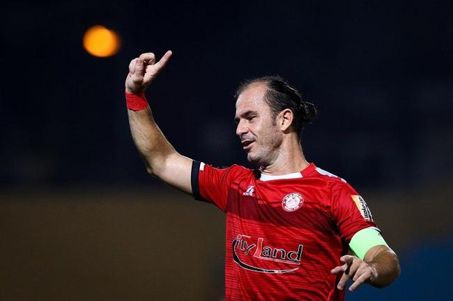"""4 ngoại binh Brazil xuất sắc nhất lịch sử V.League: """"King Leandro"""" vô đối - Ảnh 3."""