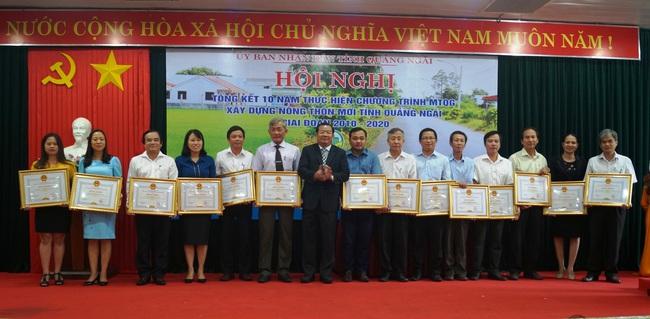 Quảng Ngãi: Lan tỏa Chương trình xây dựng nông thôn mới - Ảnh 2.