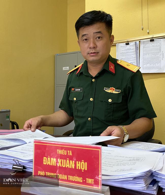 Thiếu tá Đàm Xuân Hội: 3 ngày chỉ uống nước, về khu cách ly, họ vồ lấy mì tôm ăn sống luôn - Ảnh 2.