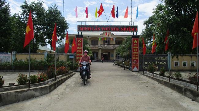 Nông thôn mới Quảng Nam: Làng quê Quế Minh chuyển mình  - Ảnh 1.