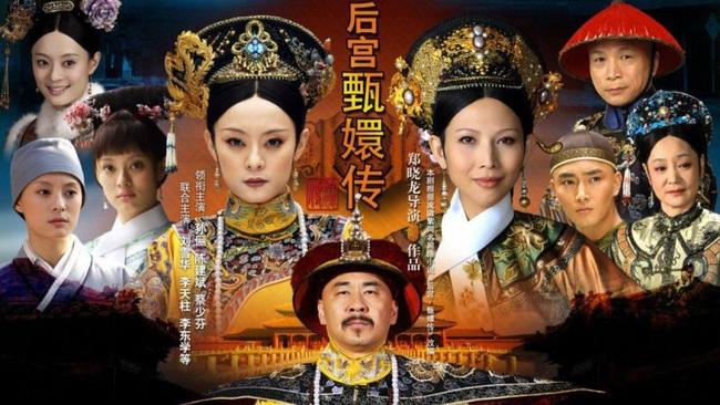 """Cuộc chiến thâm độc chốn hậu cung được khắc họa rõ nét qua các """"tượng đài"""" thuộc dòng phim cung đấu Trung Quốc - Ảnh 1."""