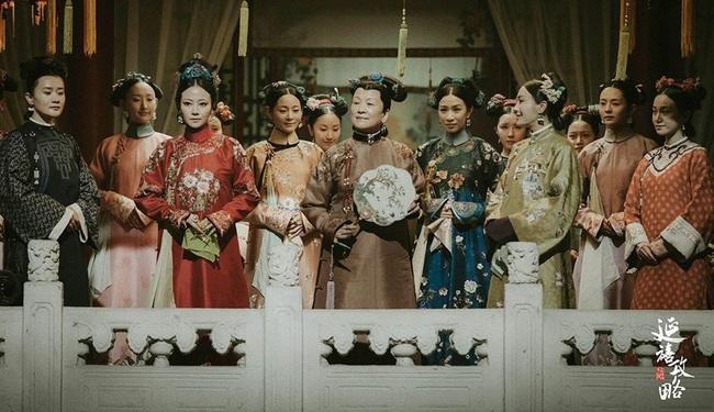 """Cuộc chiến thâm độc chốn hậu cung được khắc họa rõ nét qua các """"tượng đài"""" thuộc dòng phim cung đấu Trung Quốc - Ảnh 7."""