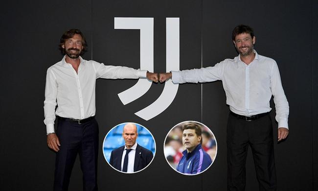 Vì sao Juventus bỏ qua Pochettino, chọn Pirlo làm HLV? - Ảnh 1.