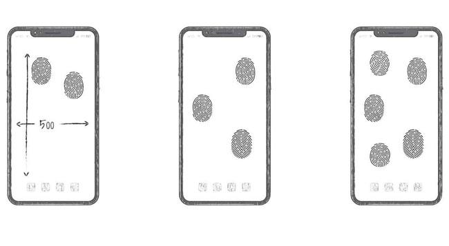 """Khó tin Huawei với công nghệ bảo mật dấu vân tay """"khắp màn hình"""" - Ảnh 1."""