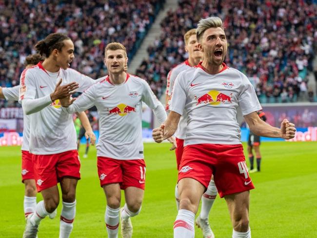 Leipzig mất chân sút chủ lực Timo Werner