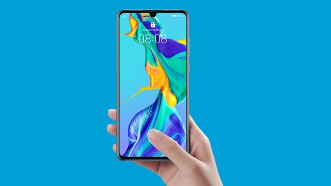 """Khó tin Huawei với công nghệ bảo mật dấu vân tay """"khắp màn hình"""" - Ảnh 3."""