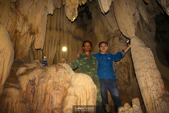 Chủ tịch UBND tỉnh Quảng Trị yêu cầu bảo vệ, nghiên cứu khai thác hang động thôn Trỉa - Ảnh 1.