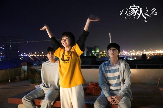 """""""Nữ thần thanh xuân thế hệ mới"""" của Trung Quốc """"chặt đẹp"""" hai đàn em nổi tiếng trong phim mới - Ảnh 3."""