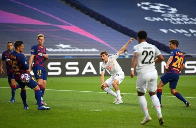 Barca chạm hàng loạt cột mốc đáng hổ thẹn sau thảm bại trước Bayern - Ảnh 1.