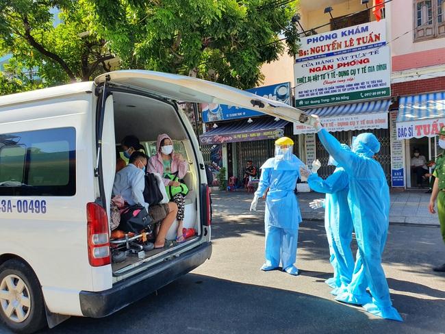 Đà Nẵng truy tìm những người liên quan đám tang có 3 người dương tính SARS-CoV-2 - Ảnh 1.