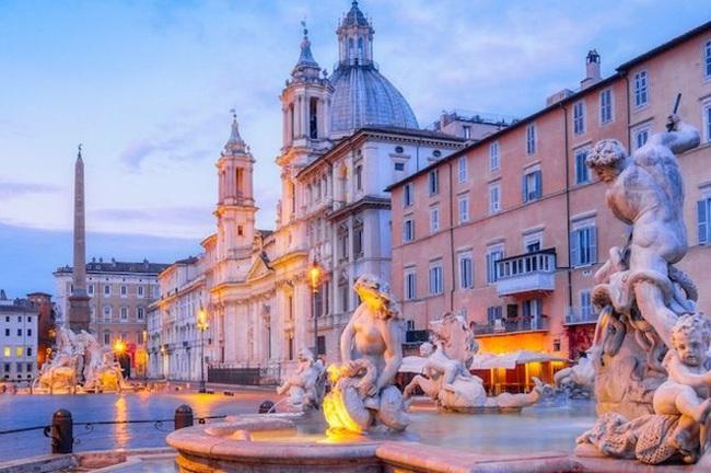 Tại sao thủ đô Rome của Italy được gọi là 'Thành phố vĩnh hằng'? - Ảnh 4.