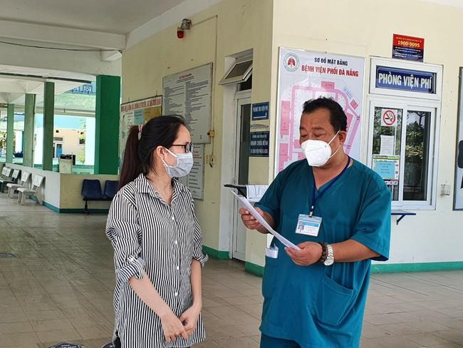 Cứu sống ngoạn mục bệnh nhân mắc Covid-19 tại Đà Nẵng - Ảnh 1.