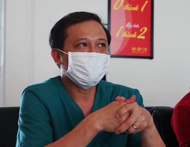 Bác sĩ kể lại giây phút mổ bắt con cho sản phụ nhiễm Covid-19 ở Đà Nẵng - Ảnh 2.