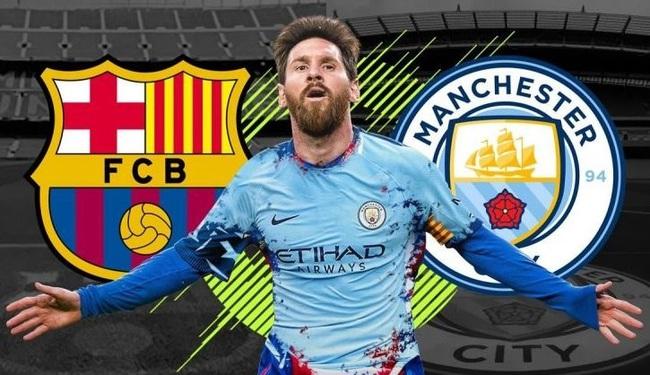 Man City có thể là CLB thứ 2 trong sự nghiệp của Messi