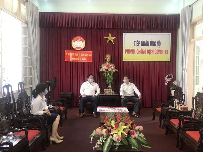 Công ty Cổ phẩn bảo hiểm Ngân hàng Nông nghiệp: Tiếp sức cùng Đà Nẵng, Quảng Nam phòng chống dịch Covid-19 - Ảnh 2.