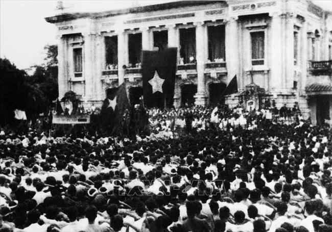 Cách mạng Tháng Tám đánh dấu sự ra đời của nền chính trị văn minh - Ảnh 2.
