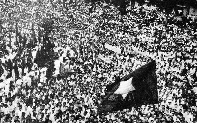 Cách mạng Tháng Tám đánh dấu sự ra đời của nền chính trị văn minh - Ảnh 4.