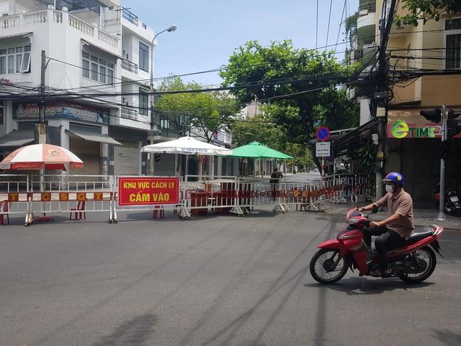 Đà Nẵng cách ly y tế thêm nhiều khu vực ở quận Thanh Khê và Hải Châu - Ảnh 1.