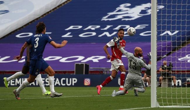Chelsea thua ngược Arsenal, HLV Lampard chỉ ra điều kém cỏi của đội nhà - Ảnh 1.