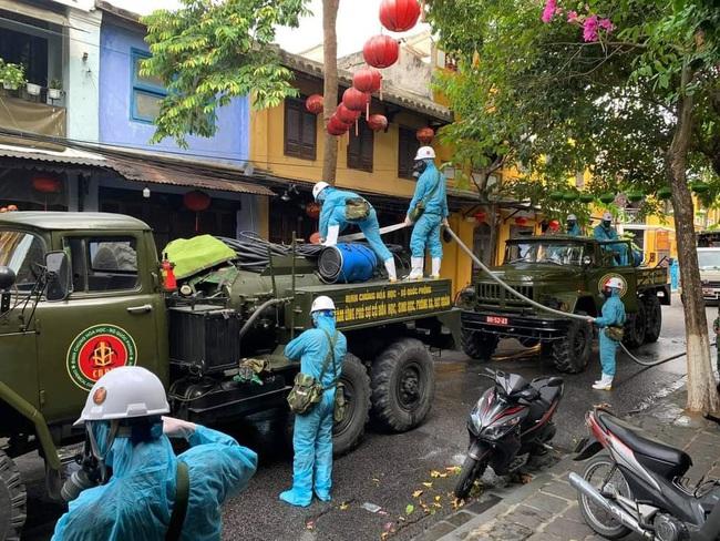 Quảng Nam: Hội An phong tỏa thêm khối phố Thịnh Mỹ để phòng chống Covid-19 - Ảnh 1.