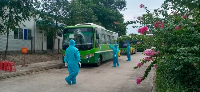 Nóng: Lịch trình di chuyển của bệnh nhân 595 tại Đồng Nai - Ảnh 1.