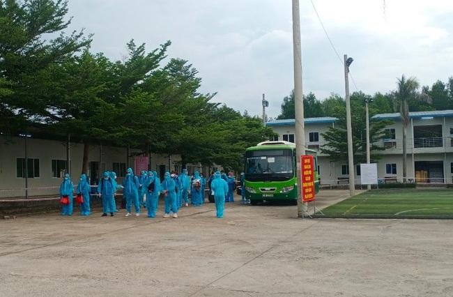 Nóng: Lịch trình di chuyển của bệnh nhân 595 tại Đồng Nai - Ảnh 2.