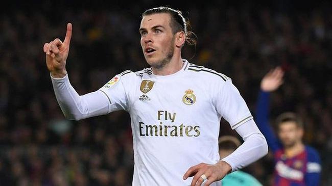 Bale không còn chỗ đứng trong đội hình của Real Madrid.