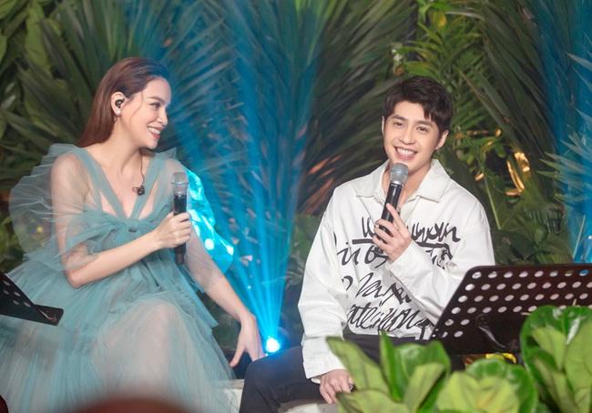 Private show 1: Hồ Ngọc Hà chỉ ra điểm yếu của đàn ông, Noo Phước Thịnh thừa nhận khó quên người cũ - Ảnh 3.