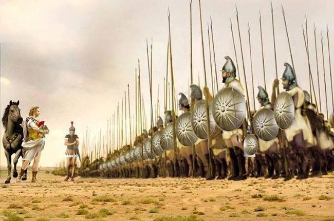 """Vũ khí """"cực độc"""" giúp Hy Lạp cổ đại đánh bại quân xâm lược - Ảnh 2."""