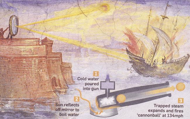"""Vũ khí """"cực độc"""" giúp Hy Lạp cổ đại đánh bại quân xâm lược - Ảnh 4."""