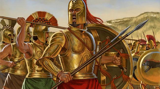"""Vũ khí """"cực độc"""" giúp Hy Lạp cổ đại đánh bại quân xâm lược - Ảnh 9."""
