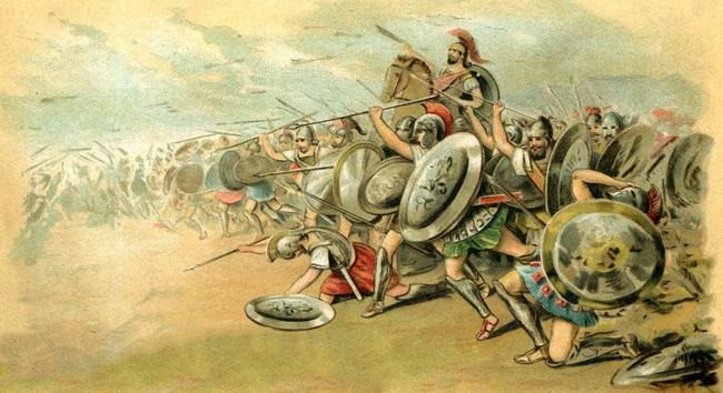 """Vũ khí """"cực độc"""" giúp Hy Lạp cổ đại đánh bại quân xâm lược - Ảnh 10."""
