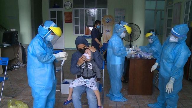 4 người trong cùng gia đình mắc Covid-19 tại Đà Nẵng - Ảnh 1.