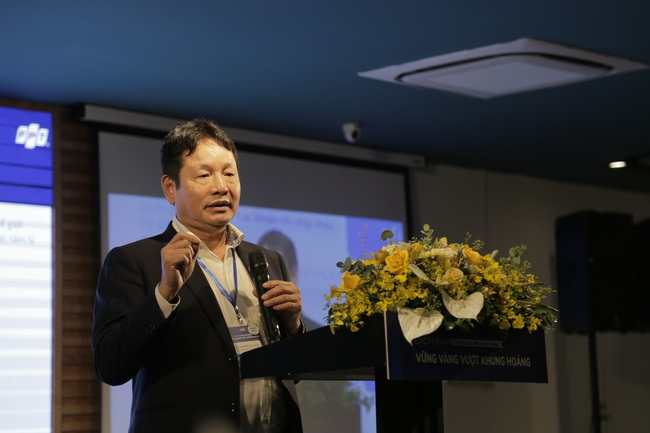 """200 lãnh đạo doanh nghiệp Việt """"liên minh"""" bàn cách vượt khủng hoảng Covid-19 - Ảnh 1."""