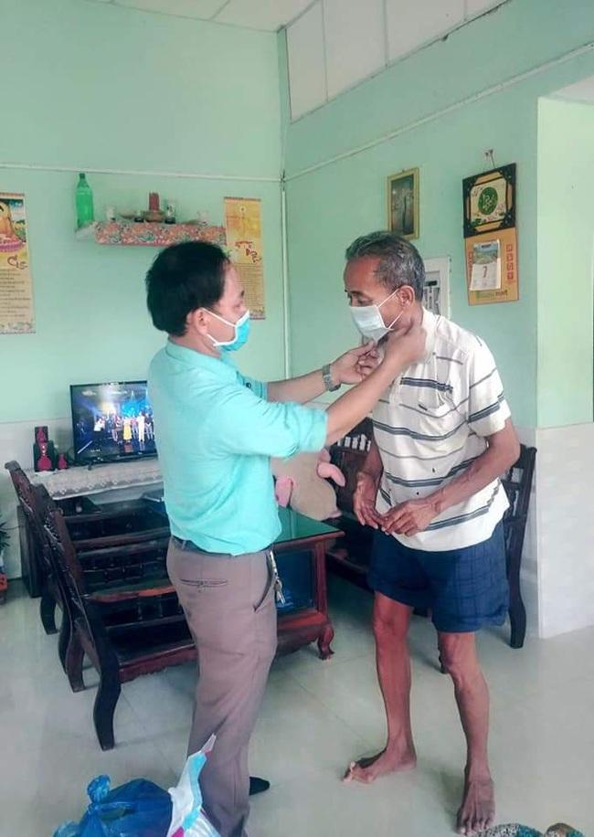 Quảng Nam: Anh Đào Quốc - Cán bộ HND trẻ nhiệt tình với công tác phòng chống dịch Covid-19 - Ảnh 1.