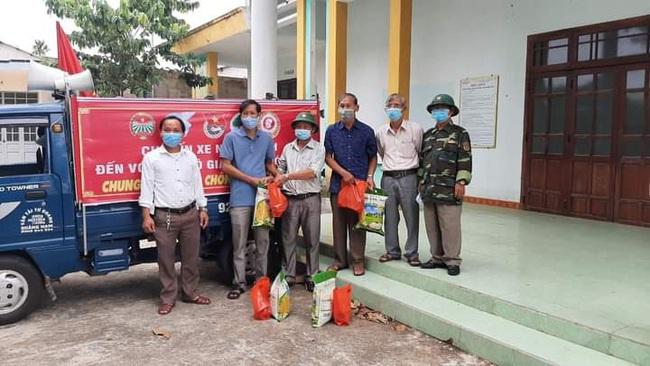 Quảng Nam: Anh Đào Quốc - Cán bộ HND trẻ nhiệt tình với công tác phòng chống dịch Covid-19 - Ảnh 2.
