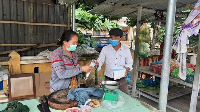 Quảng Nam: Anh Đào Quốc - Cán bộ HND trẻ nhiệt tình với công tác phòng chống dịch Covid-19 - Ảnh 3.