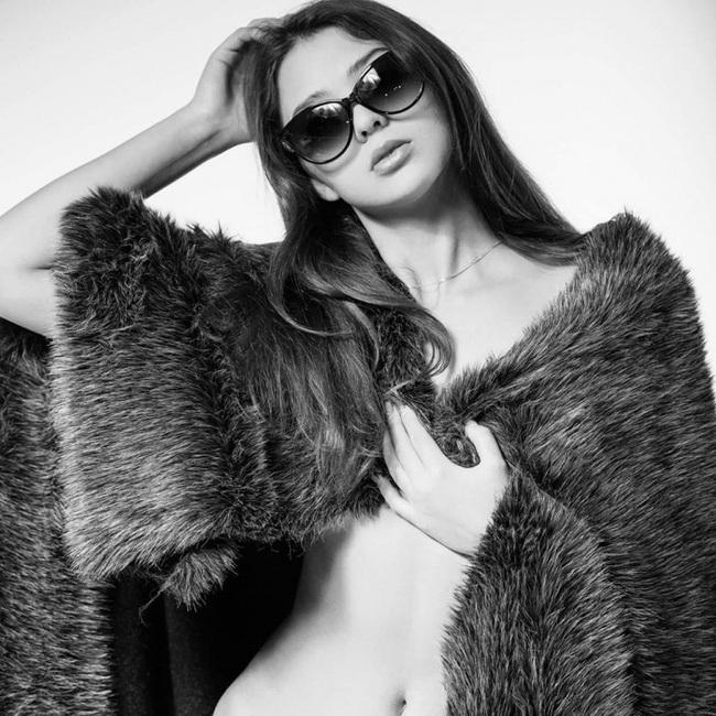 Người mẫu Ukraine xinh như thiên thần xác nhận hẹn hò với Bùi Tiến Dũng - Ảnh 2.