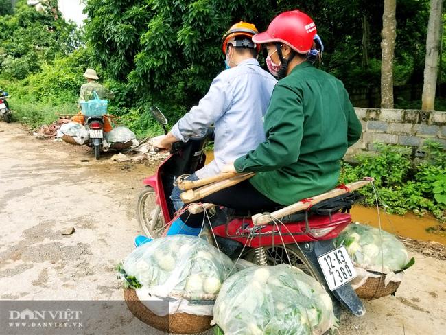 Lạng Sơn: Nhộn nhịp ở chợ Na lớn nhất nước - Ảnh 1.