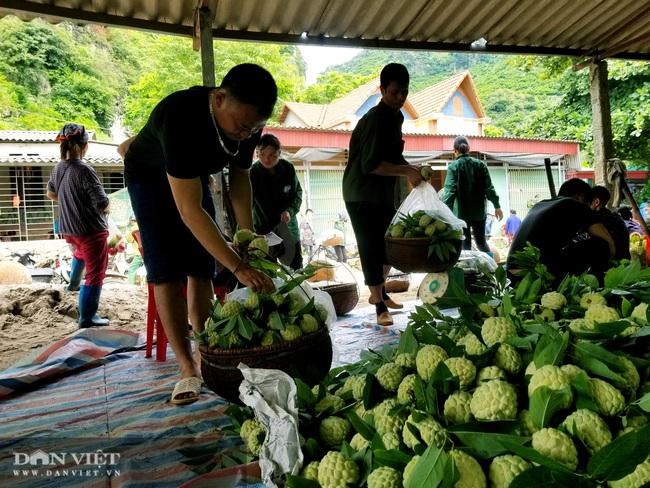 Lạng Sơn: Nhộn nhịp ở chợ Na lớn nhất nước - Ảnh 2.