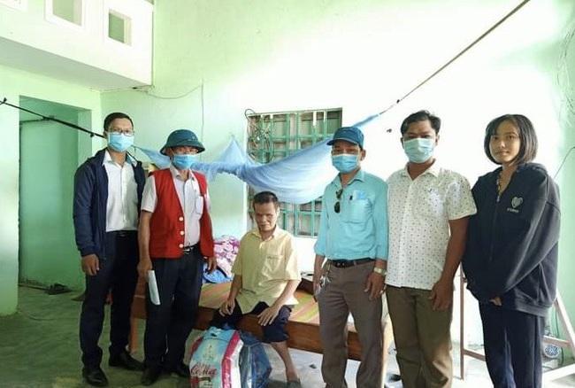 Quảng Nam: Anh Đào Quốc - Cán bộ HND trẻ nhiệt tình với công tác phòng chống dịch Covid-19 - Ảnh 7.