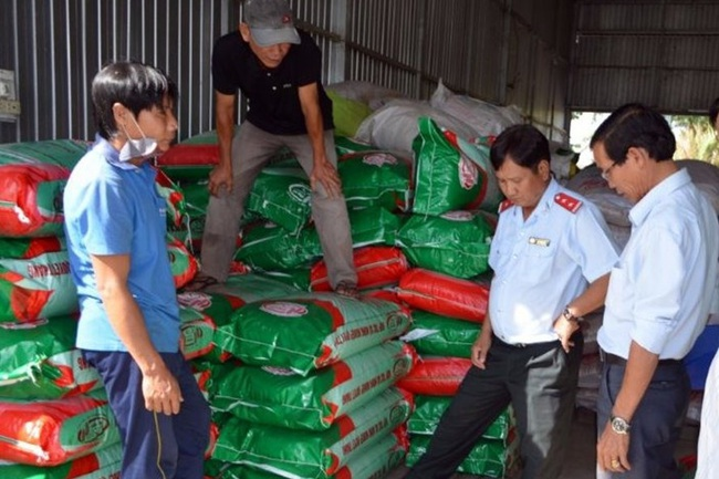 Bạc Liêu: Phạt nặng 2 đơn vị bán lúa giống ST24 không rõ nguồn gốc - Ảnh 1.