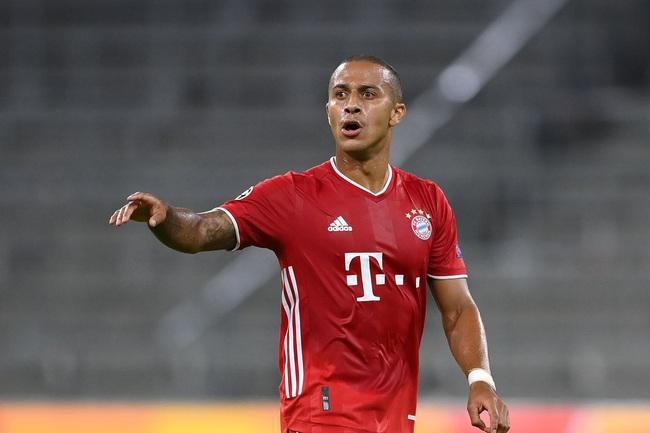Ông chủ ở tuyến giữa Bayern, Thiago