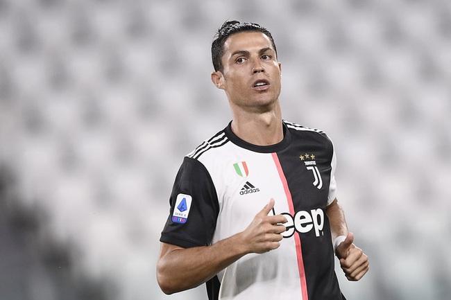 Ronaldo đã trải qua mùa giải thứ 2 ở Juventus