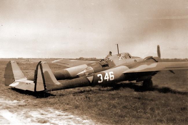 Chết ngất với ý tưởng thiết kế máy bay trong CTTG 2 - Ảnh 1.
