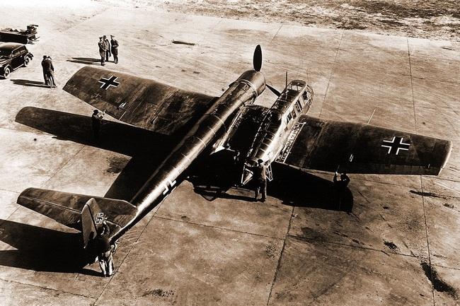 Chết ngất với ý tưởng thiết kế máy bay trong CTTG 2 - Ảnh 5.