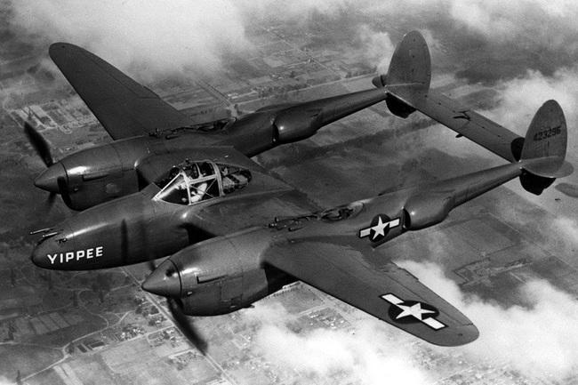 Chết ngất với ý tưởng thiết kế máy bay trong CTTG 2 - Ảnh 8.
