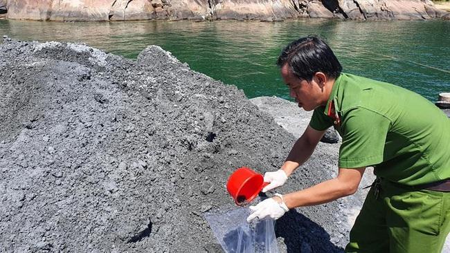 Đà Nẵng: 1 doanh nghiệp bị xử phạt 700 triệu đồng vì xả thải ra môi trường - Ảnh 1.